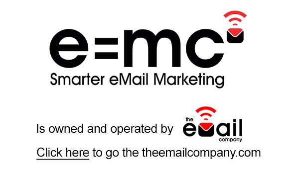 e=mc - Smarter eMail Marketing